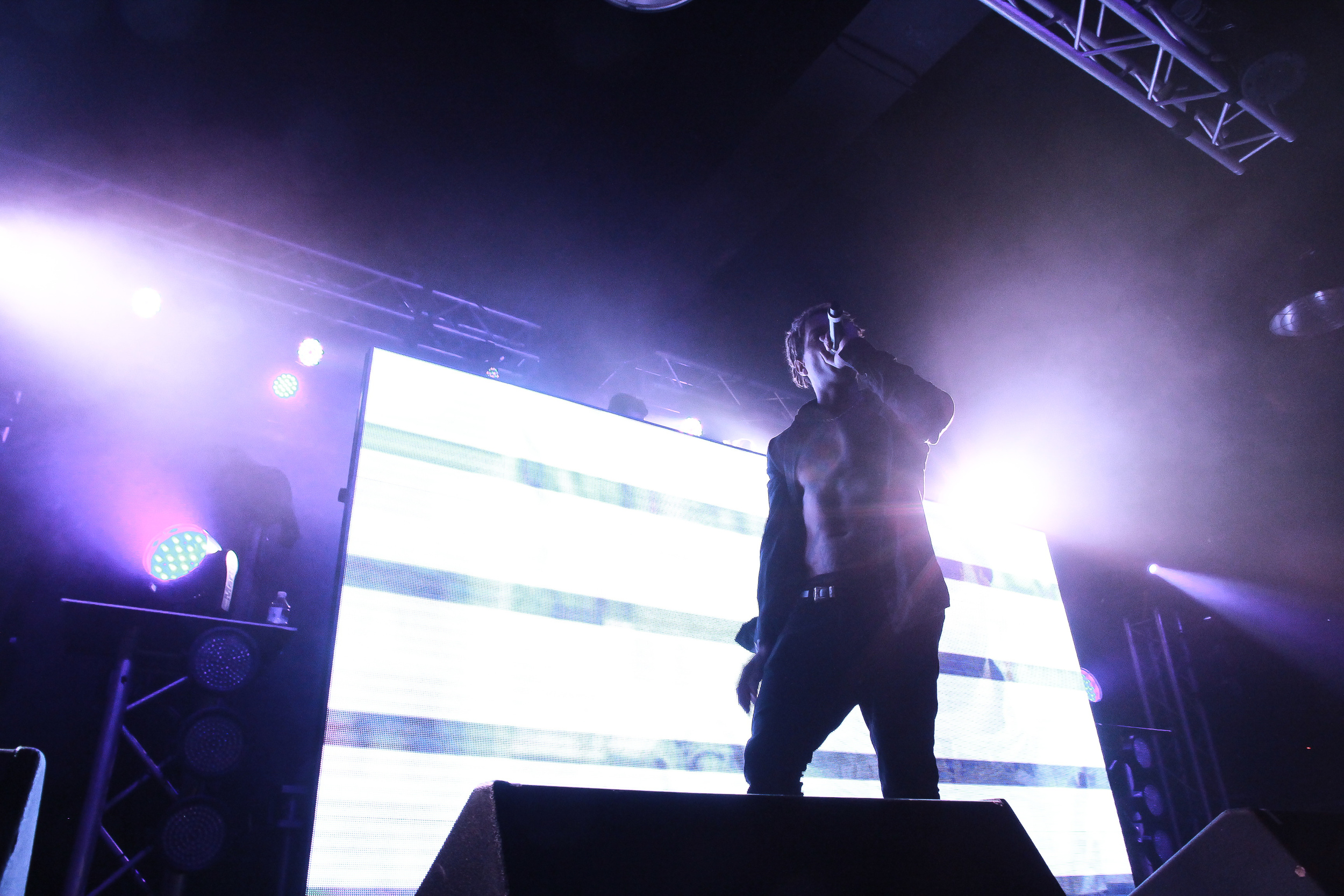 Yellowclaw at Concord Music Hall in Chicago