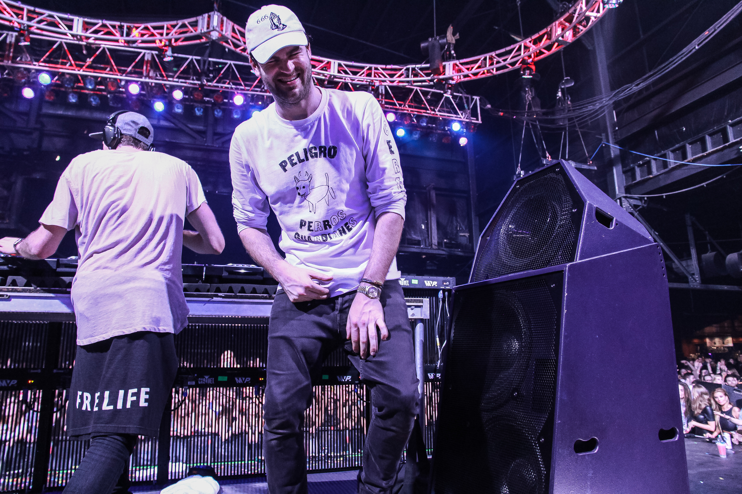 The Chainsmokers at South Side Ballroom in Dallas, TX