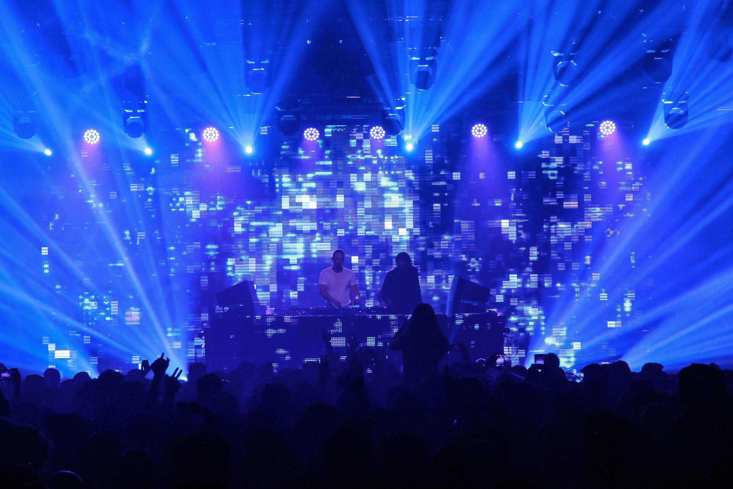 Dimitri Vegas & Like Mike at Echostage in Washington, D.C.