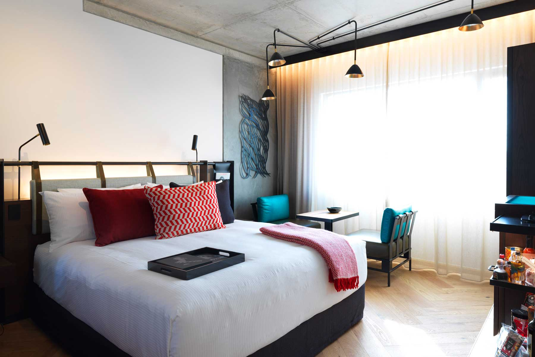 QT Melbourne - QT's Melbourne outpost maintains the hotel group's whimsical identity, with a location and amenities to suit those on a fun weekend away in the city.133 Russell Street, Melbourne