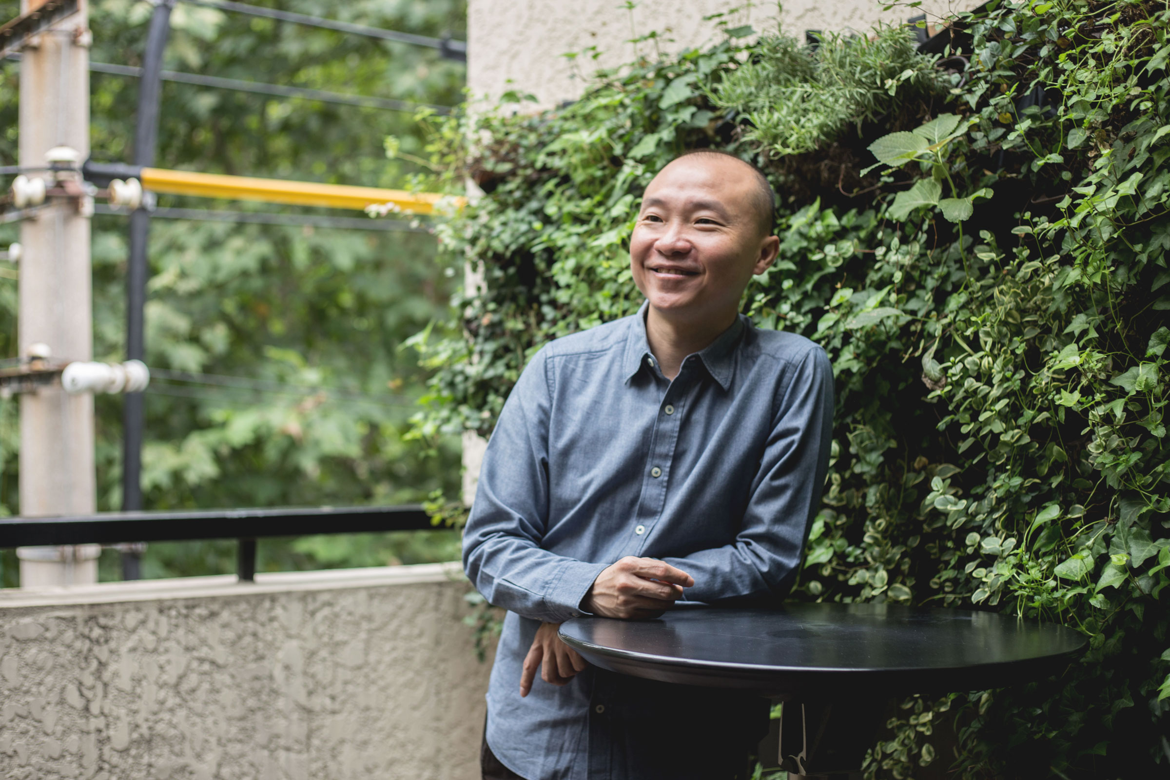 Bugs, books and rising stars: Inside Brian Tan's Gourmet Library -