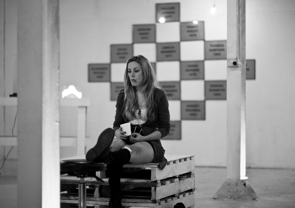 Katrina Rautenberg as Alice
