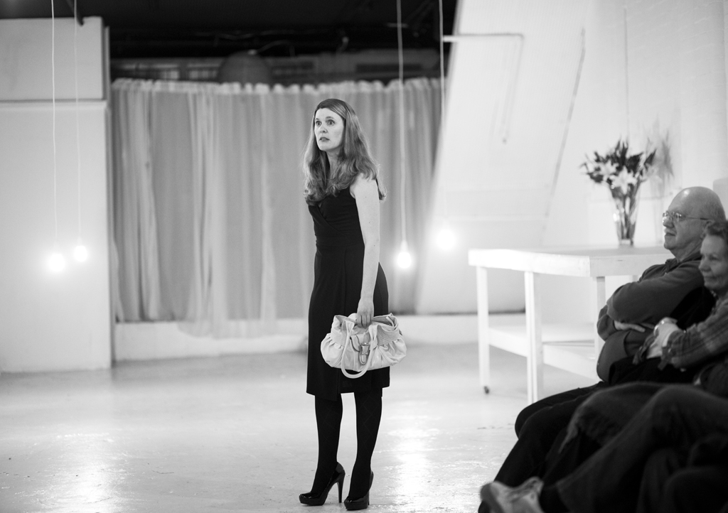 Performer: Cat Martin   Photo: Josephine Rosman