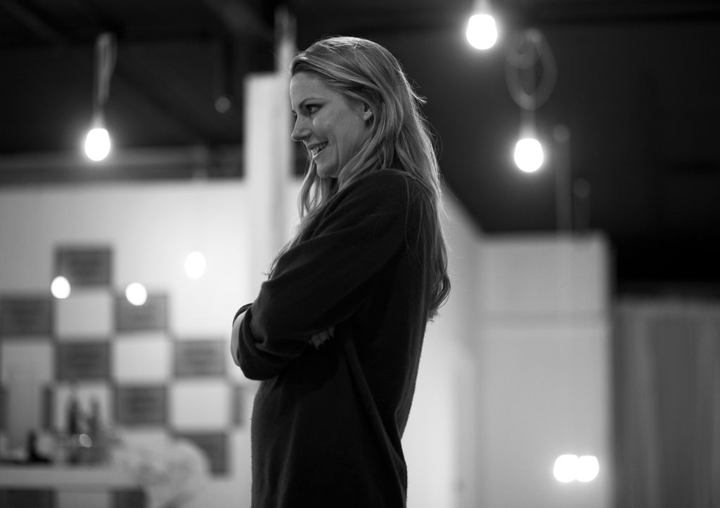 Performer: Katrina Rautenberg  Photo: Josephine Rosman
