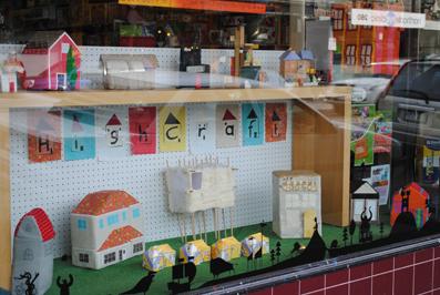 High Craft   2011 Installation View