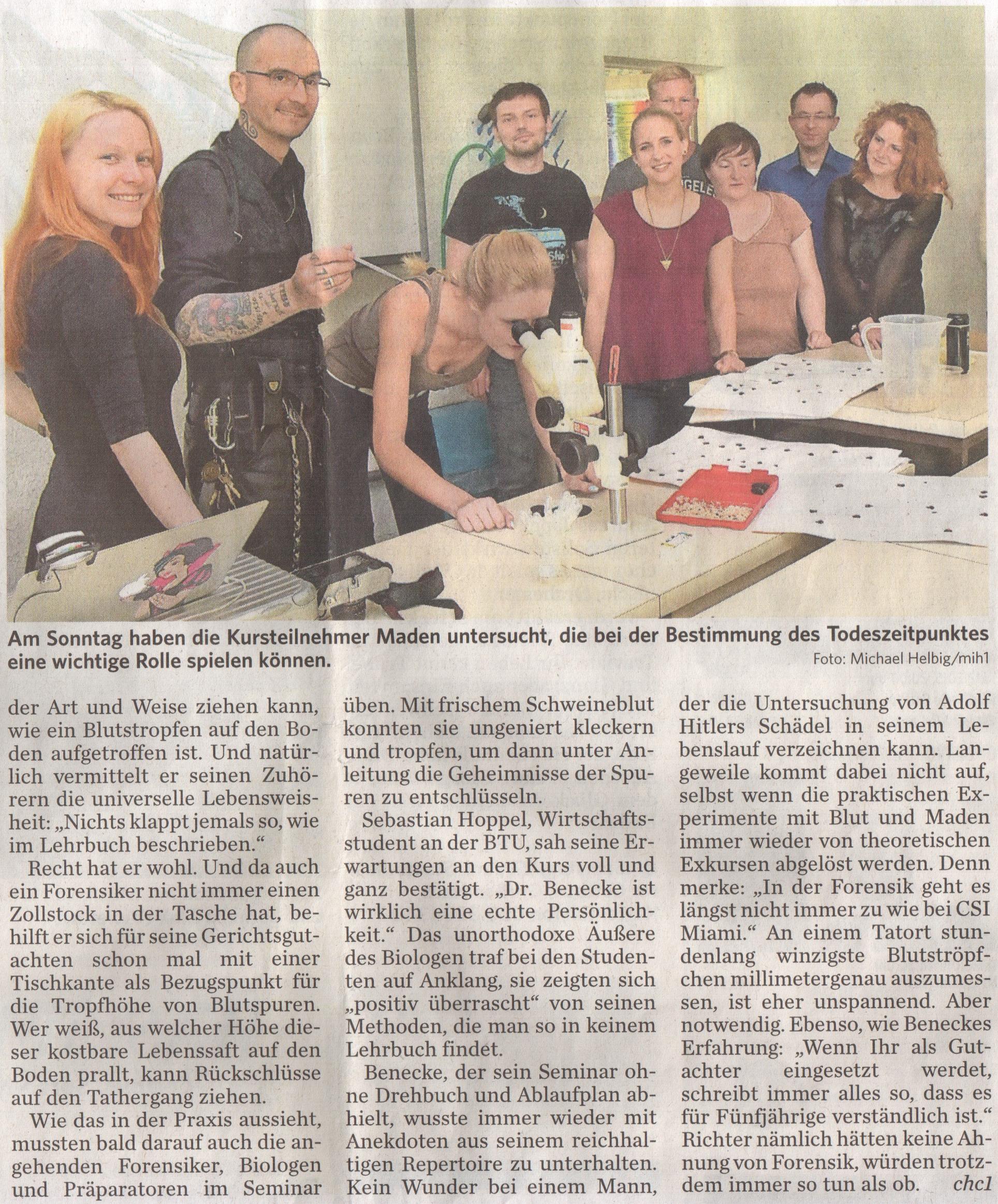 2015_06_Cottbuser_Rundschau_Schweineblut_und_Maden_an_der_BTU_Carl_Friedrich_Hilscher_3.jpg