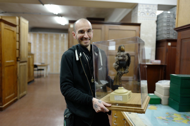 mark_benecke_mfn_museum_naturkunde_berlin_alexander_von_humboldt_papagei_L1010120.JPG
