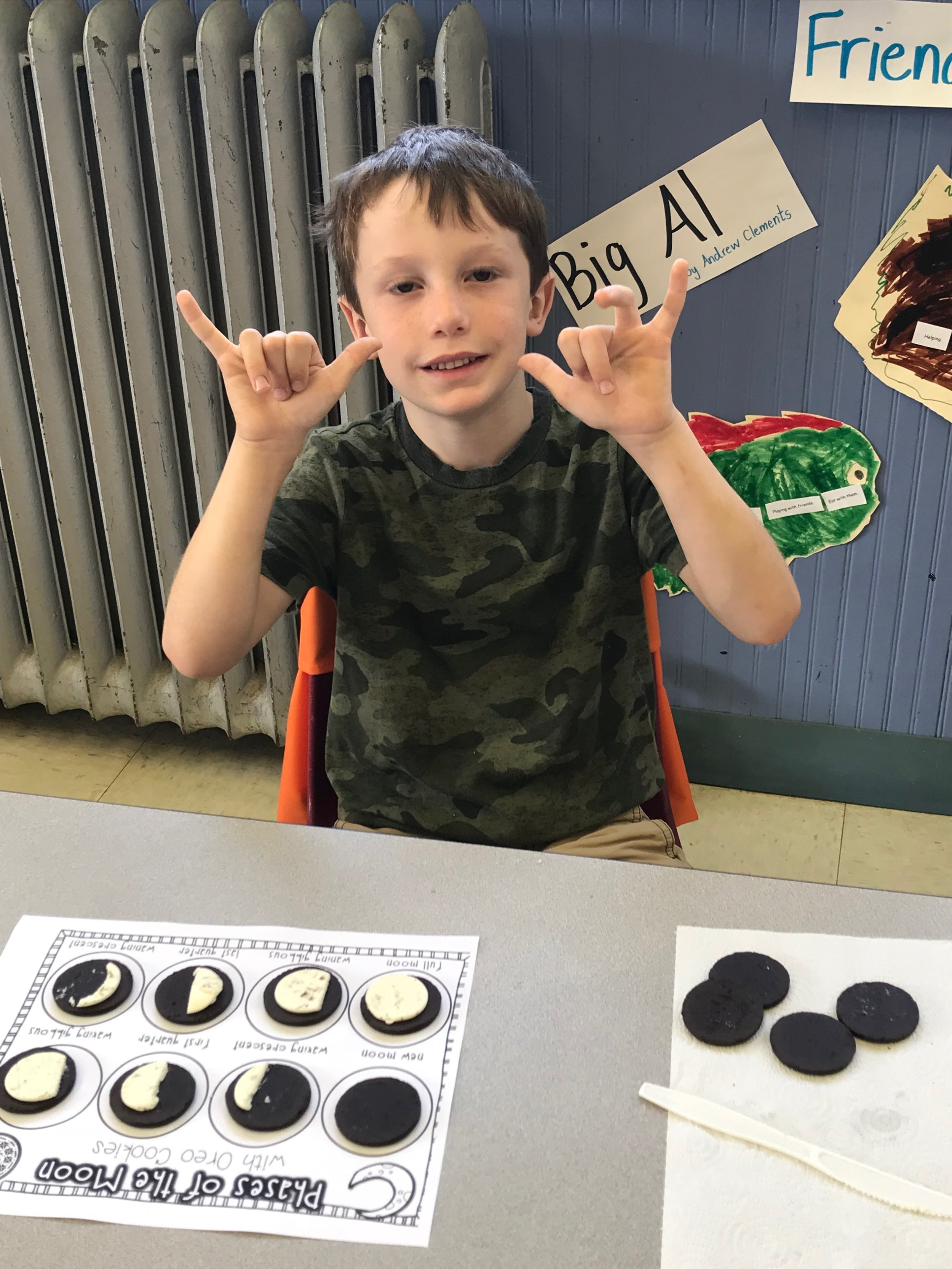 will and his phases of the moon.