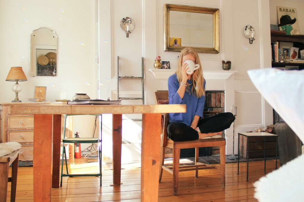 waiting for saturday : julia nason apartment