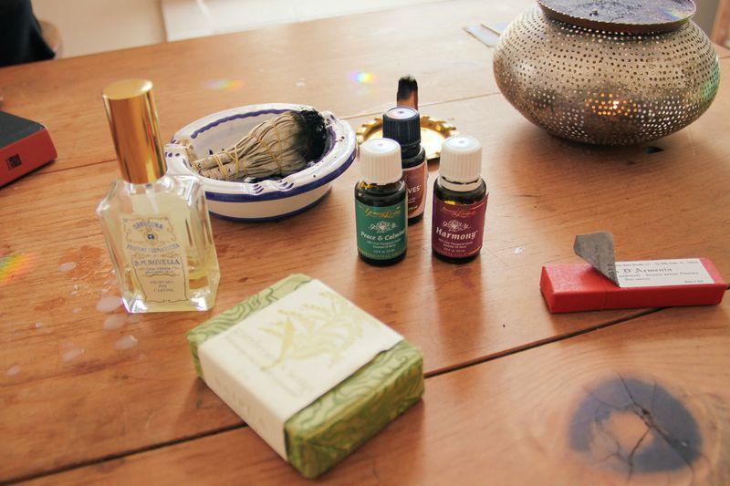 waiting for saturday : julia nason scents