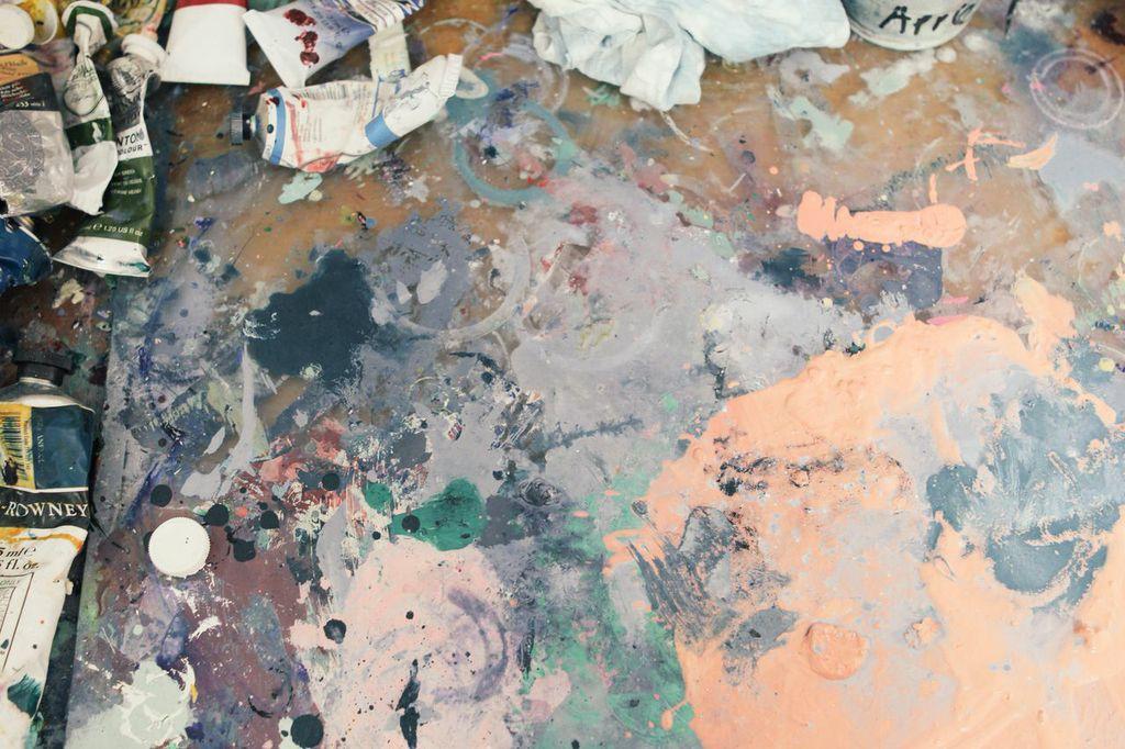 waiting for saturday : catherine pearson williamsburg studio