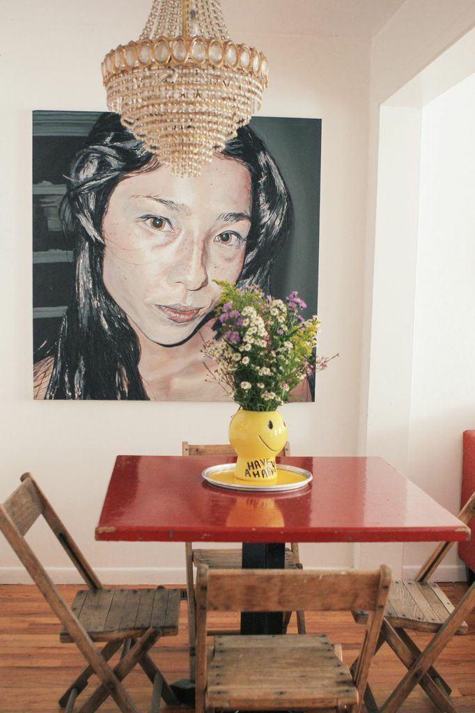 waiting for saturday : venessa arizaga home