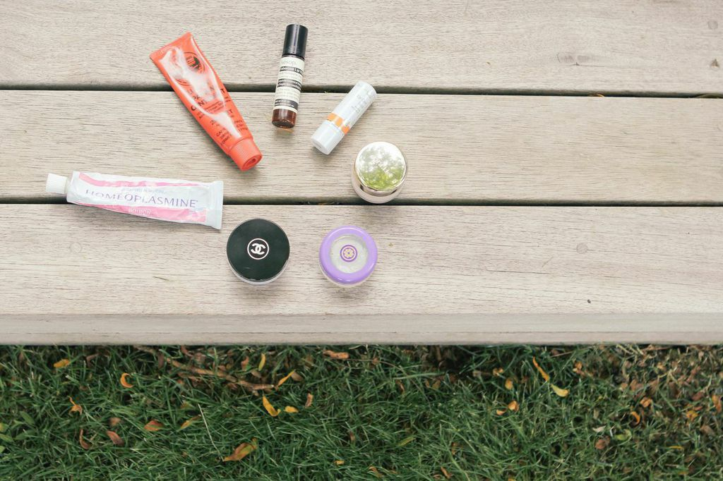 waiting for saturday : best lip balms