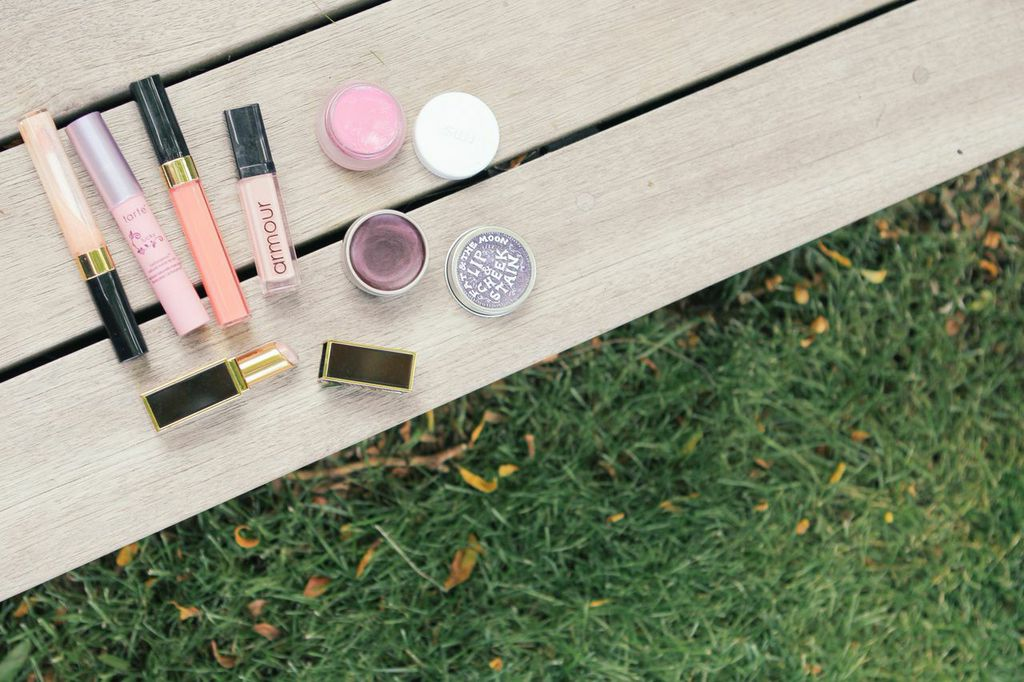 waiting for saturday : best lip glosses