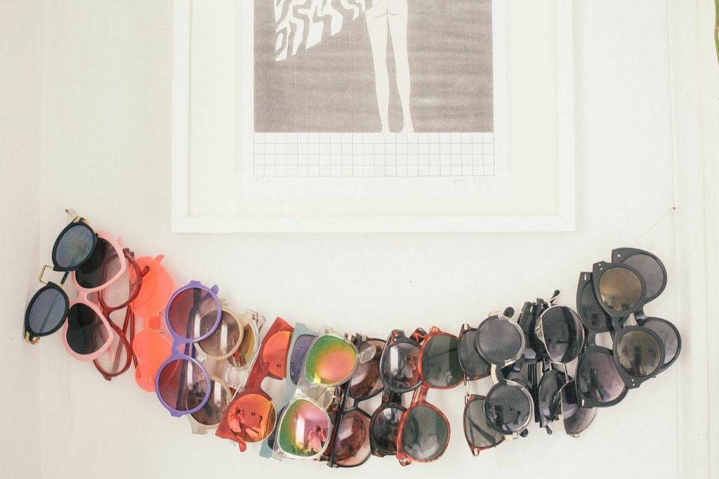 waiting for saturday : sunny shokrae sunglasses