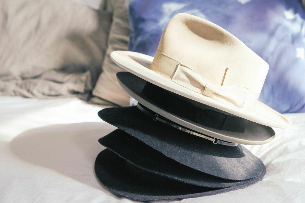 waiting for saturday : fall hats