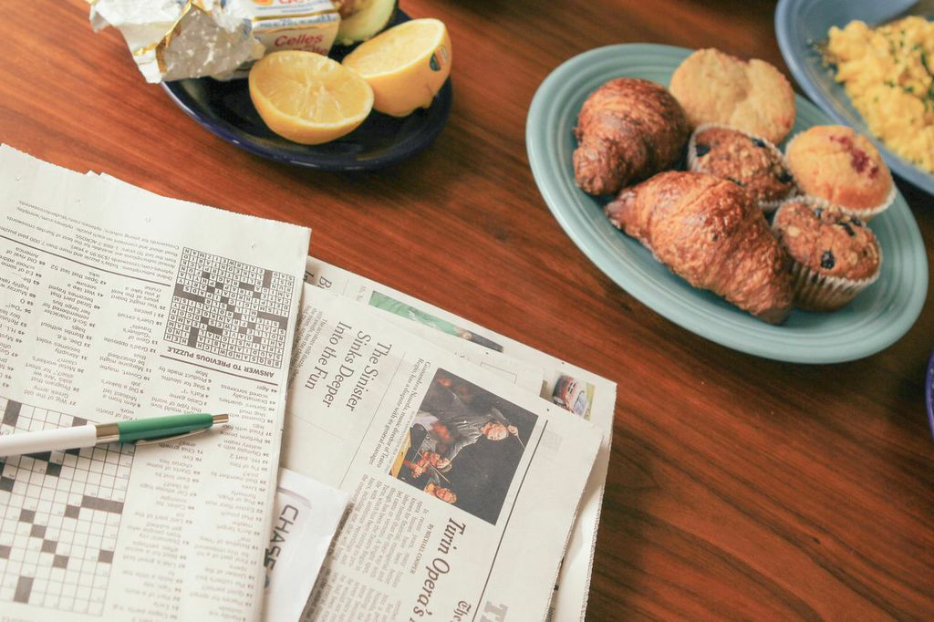 waiting for saturday : marlow and sons breakfast