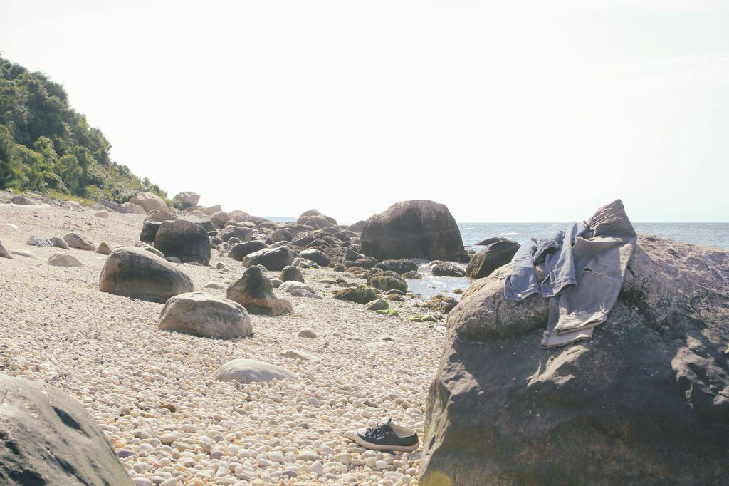 waiting for saturday : north fork beach day