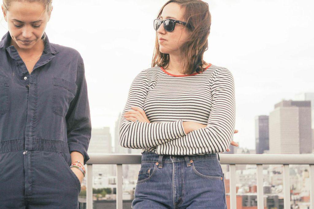 waiting for saturday : laurel pantin & emily holland