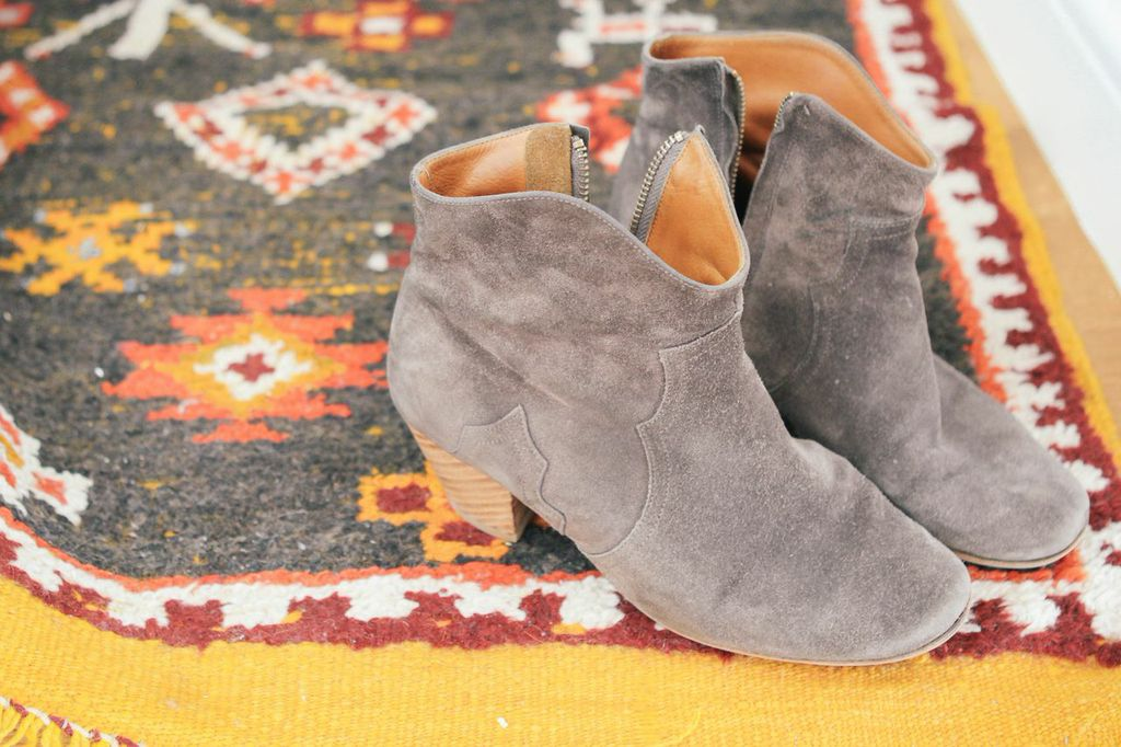 molly's  isabel marant boots