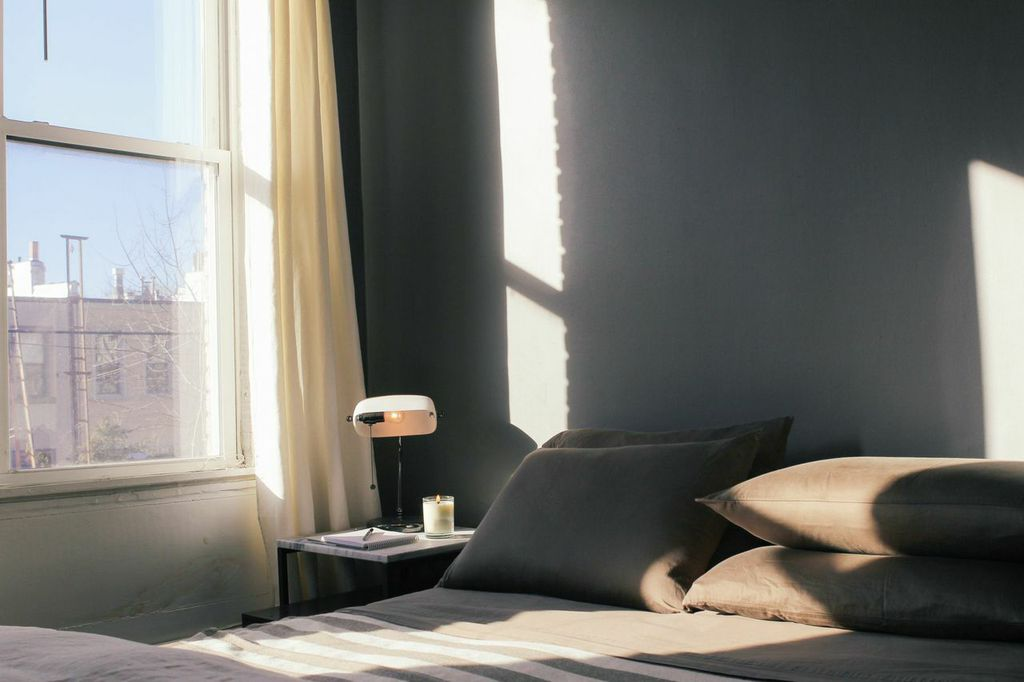 waiting for saturday : rachael wang home brooklyn apartment