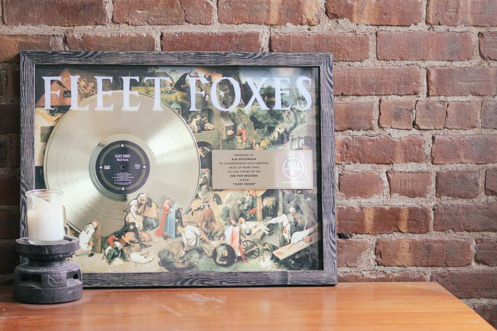waiting for saturday : fleet foxes
