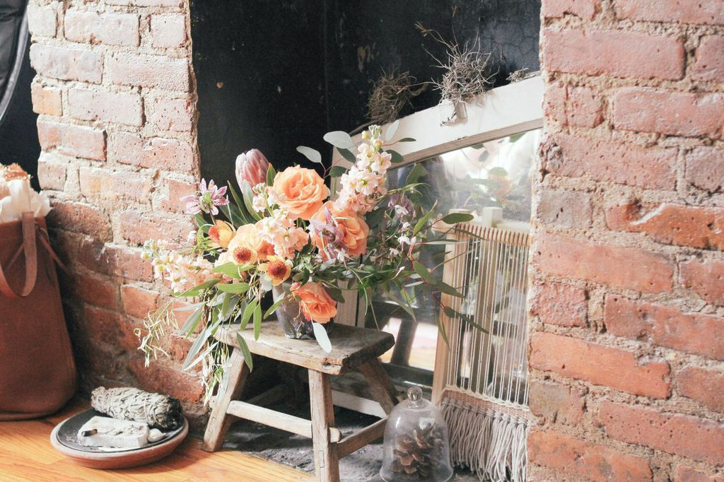 waiting for saturday : lisa przystup james's daughter florist