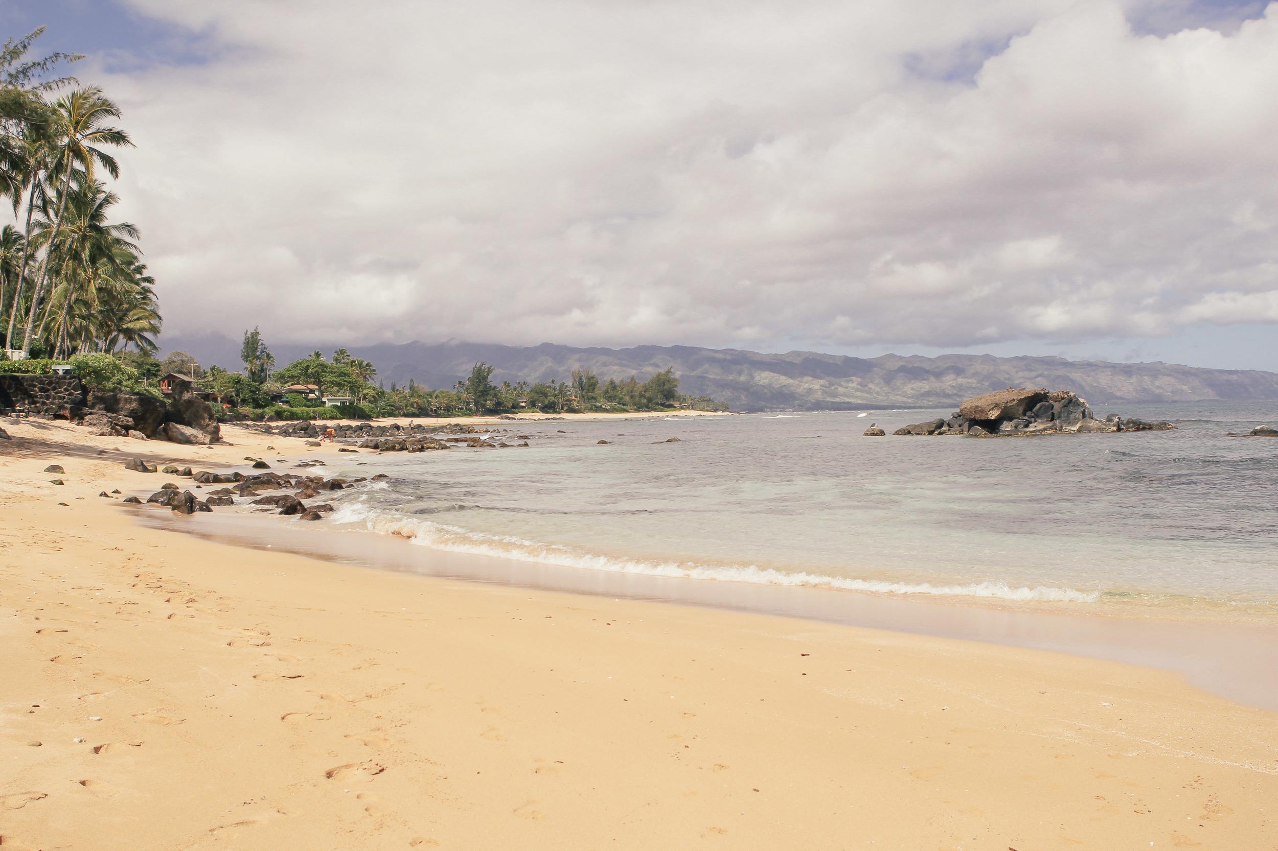 waiting for saturday : hawaii saturday shot