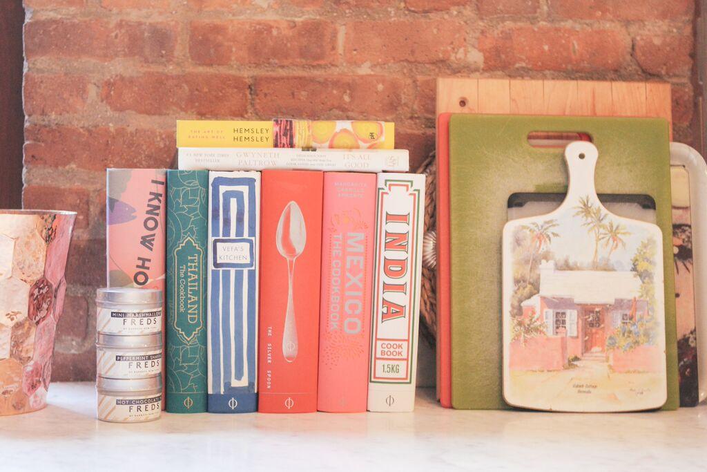 waiting for saturday : kaelen haworth cookbooks