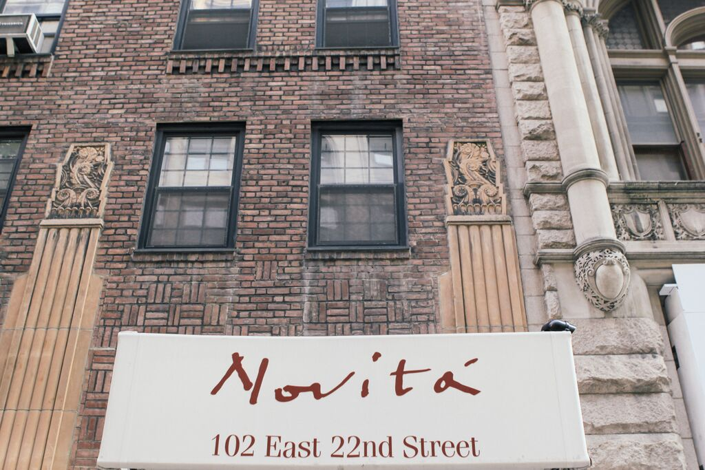 waiting for saturday : novita restaurant nyc