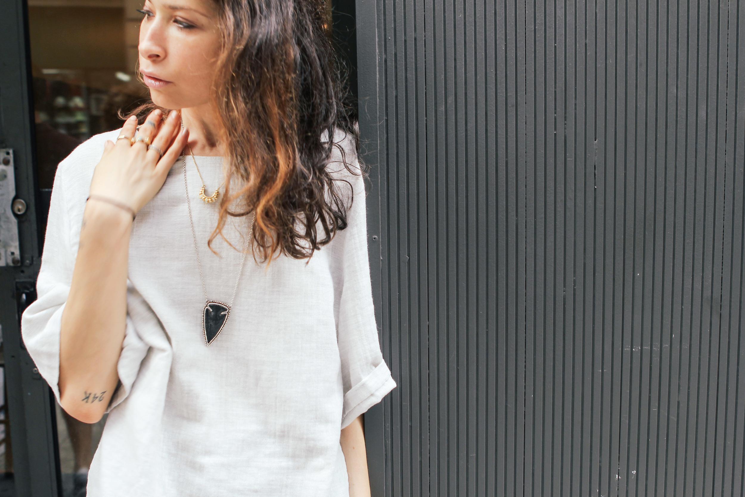 waiting for saturday : designer pamela love new york fashion week