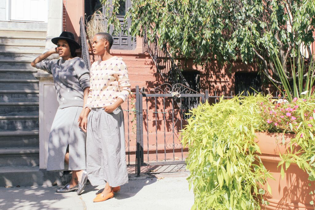 waiting for saturday : william okpo home bedstuy brooklyn