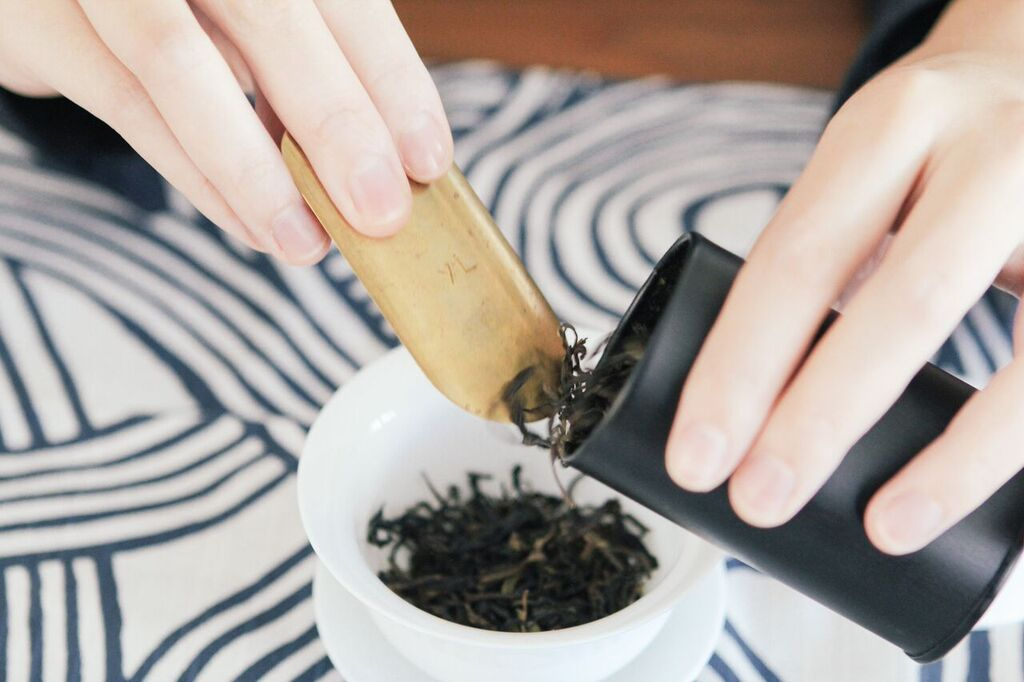 waiting for saturday : kathy chan tea consultant