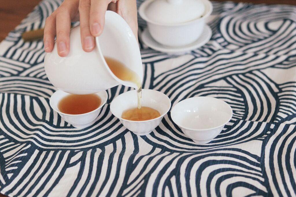 waiting for saturday : kathy chan darjeeling tea