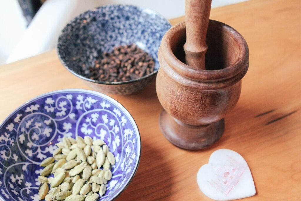 waiting for saturday : chai tea spices