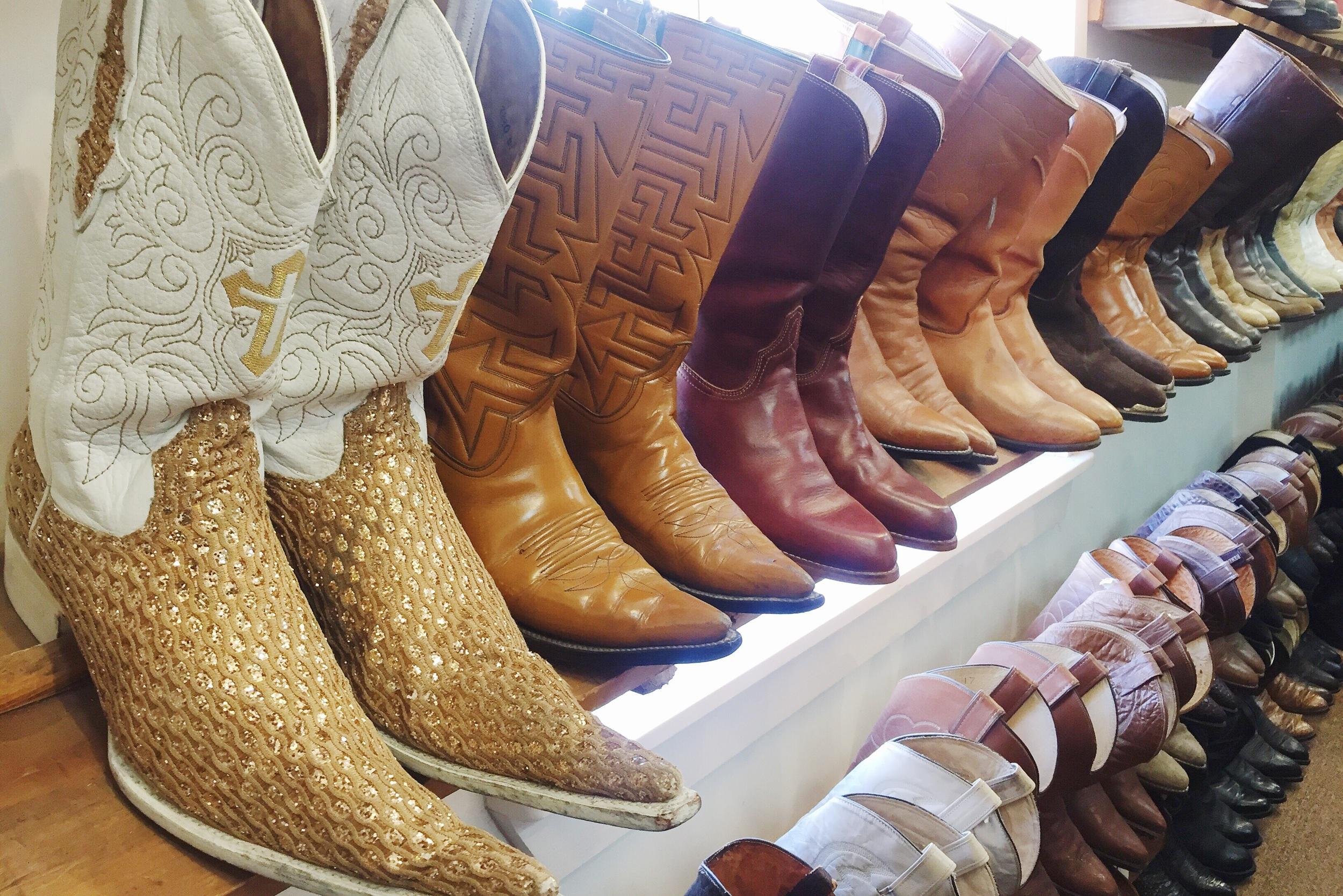 Vintage at Kowboyz, Santa Fe