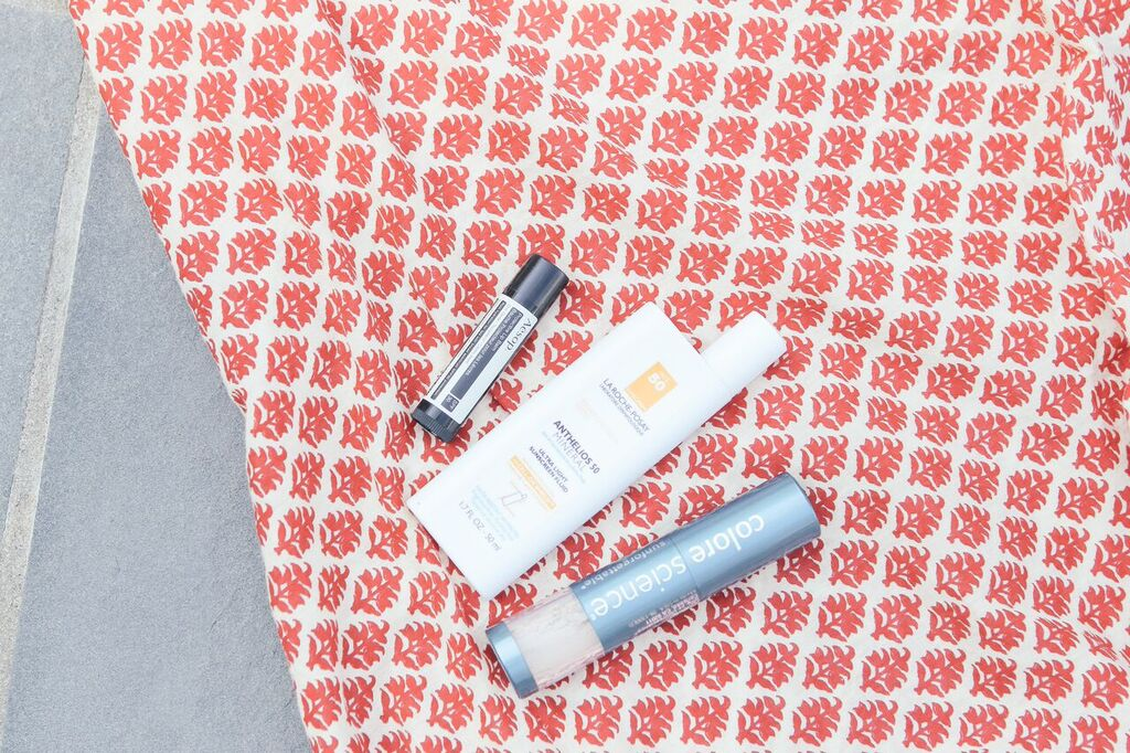 waiting for saturday : best natural sunscreens