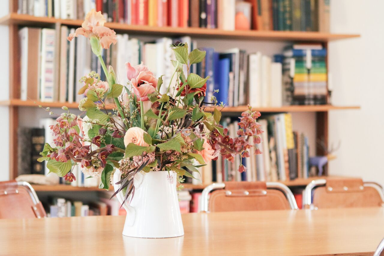 waiting for saturday : ulla johnson home flowers