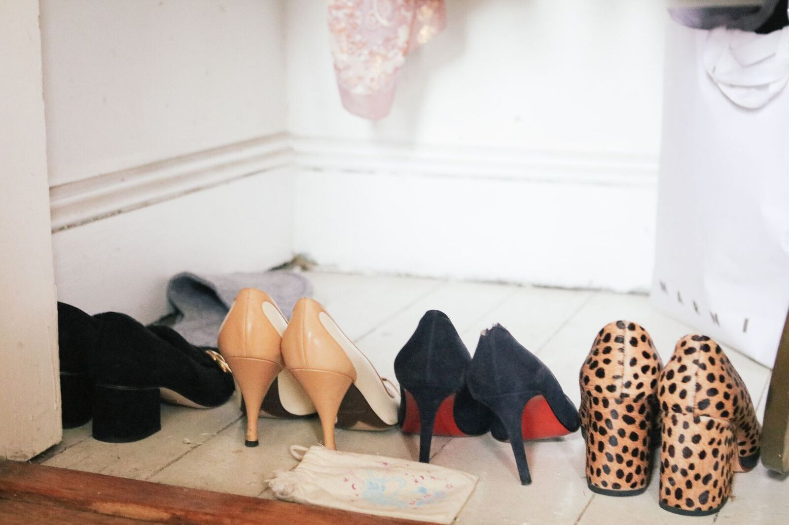 waiting for saturday : kate huling shoes