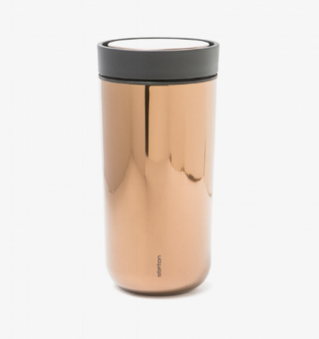 """I'm forever on the hunt for a thermos that'll keep my tea hot and also not be an eyesore on my desk. This fits the bill."" - Coco"