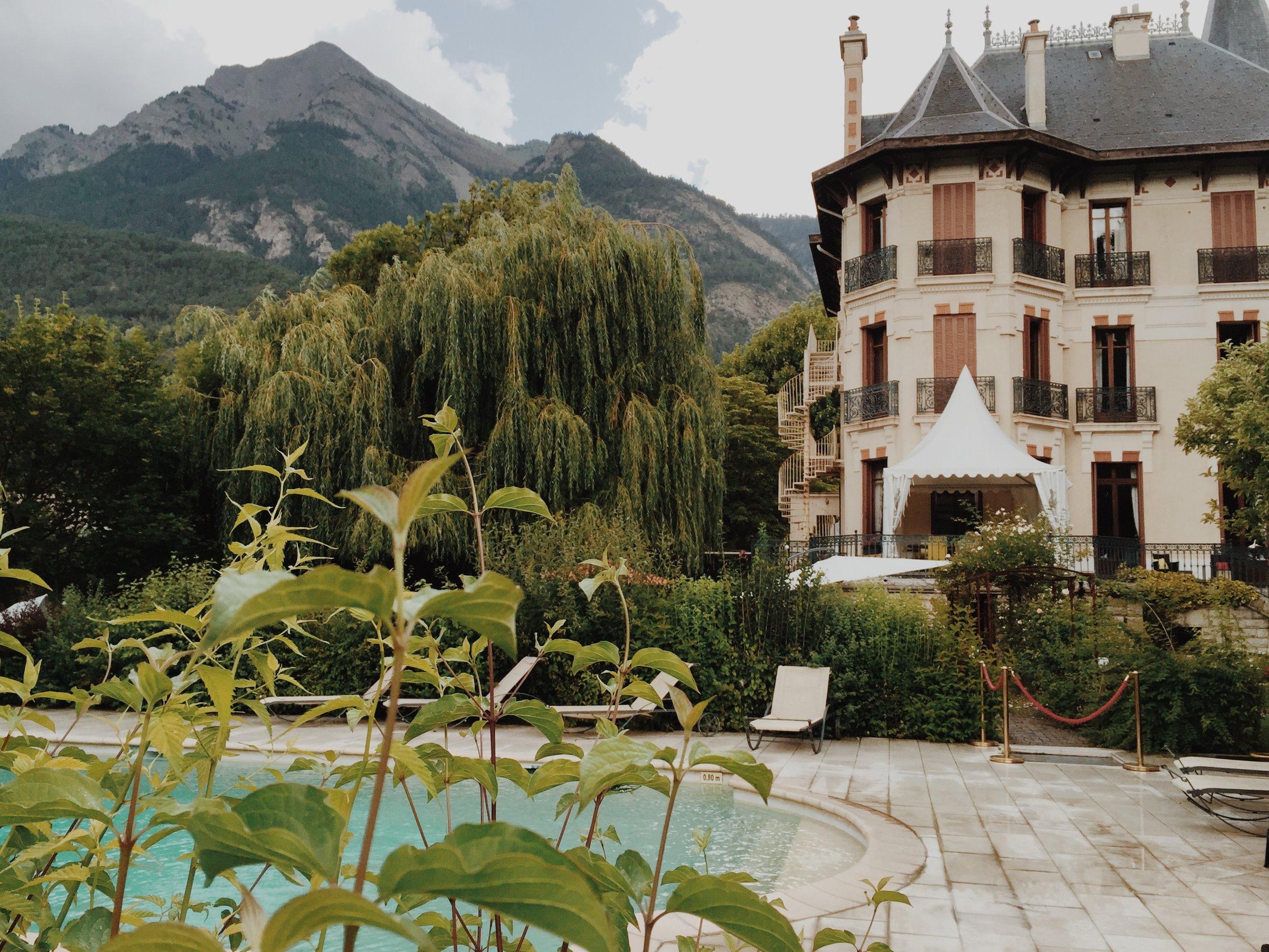 Villa Morelia, Jausiers, France