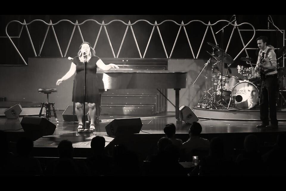 Brittany Rose is a soul singer/songwriter based in Las Vegas, NV. http://brittanyrosemusic.com