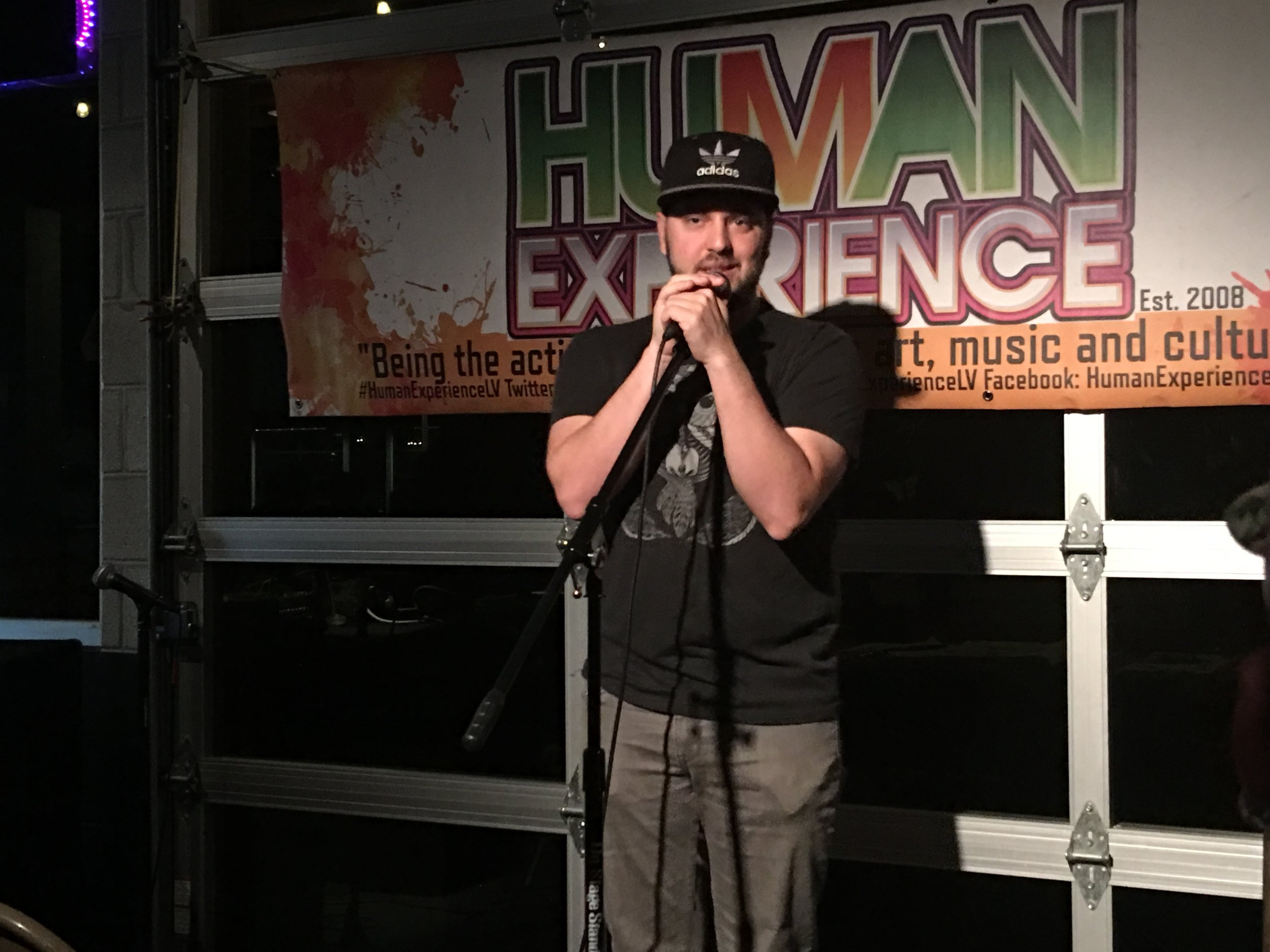 the.changeling at Human Experience LV at Hop Nuts