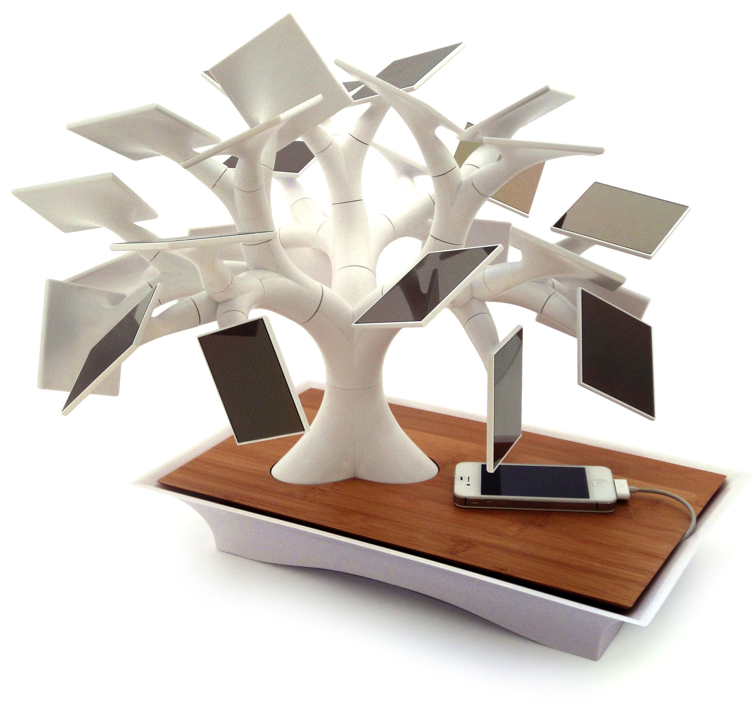 Electree, the solar tree