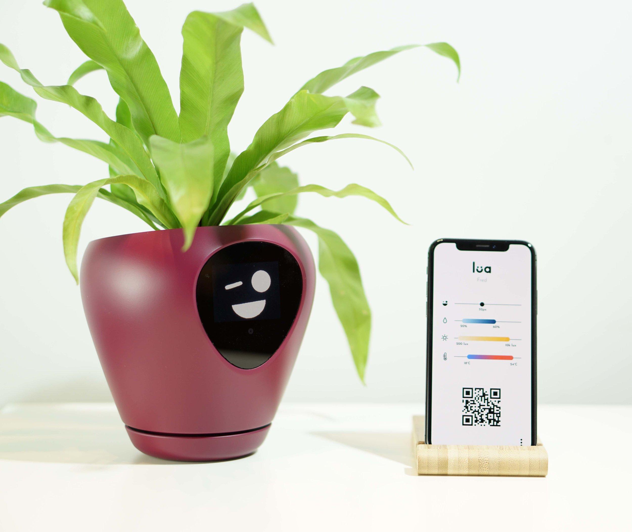 smart plant emoticons