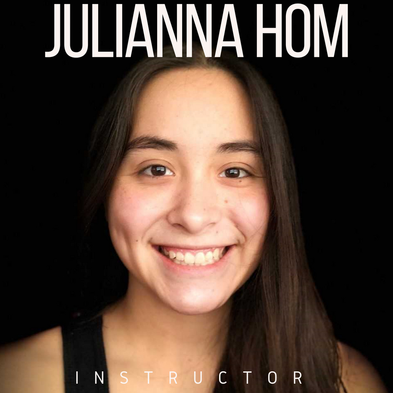 Julianna Hom , a Wilmette, IL native, is currently pursuing her BFA in Dance from the University of Wisconsin-Madison. While at UW, she has worked with faculty member Li Chiao-Ping and guest artist Carol Teitelbaum. Furthermore, she has received scholarships to study at Perry Mansfield (Steamboat Springs, CO) and Gibney Dance Center (New York, NY). In addition to her studies, she is a member of Kaitlin Webster's HighFalutin Dance Theater in Chicago. Julianna is so excited to be joining the Performing Ourselves team this year!