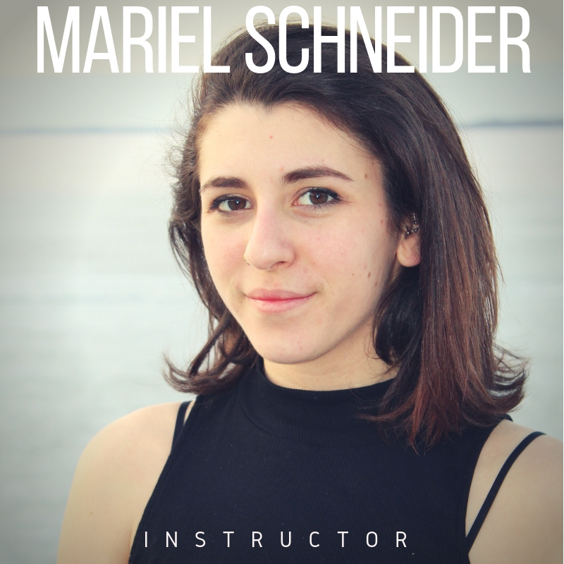 New York native,  Mariel Schneider  is a junior at the University of Wisconsin-Madison studying Dance and International Studies. She is humbled to share her passion for movement and dance with children in the Madison community as a member of the Performing Ourselves team.