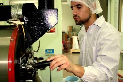 Garrett - Founder, Sourcing and Roasting Director