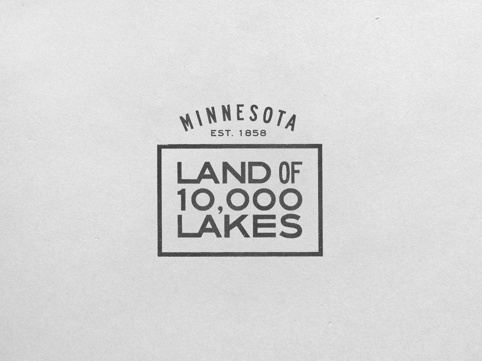 1. Land of 10,000 Lakes  - Depending on one's definition of a lake, technically there are 11,842 lakes that are 10 acres or more.