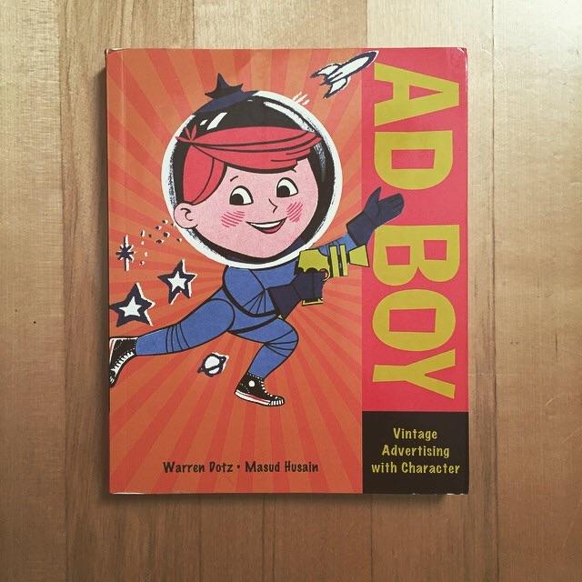 Ad Boy by Warren Dotz and Masuf Husain